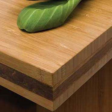 Teragren Bamboo Surfaces | McComb, MS